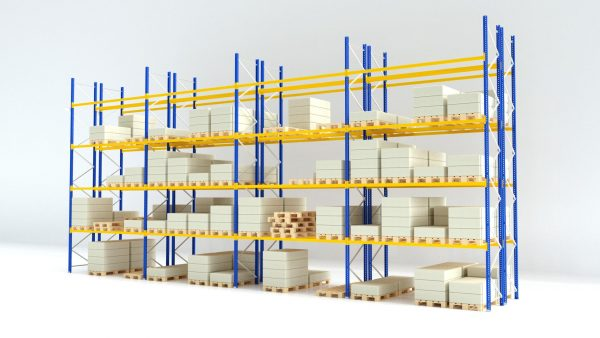 Adjustable pallet racking | MGL sp. z o.o.