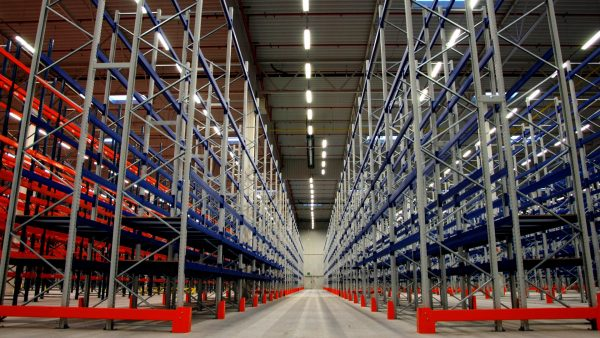 Adjustable pallet racking | Case studies | MGL sp. z o.o.