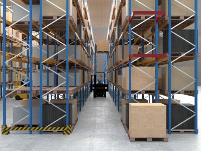 Narrow aisle pallet racking | MGL sp. z o.o.